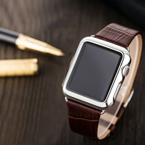 Plated Apple Watch Case