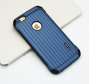 Suitcase Shell Protective iPhone Case