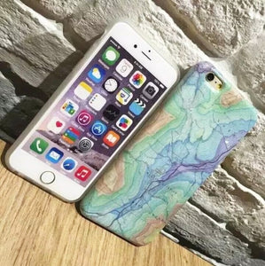 World Map Tup Case For iPhone