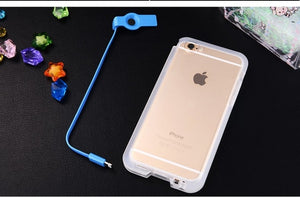 USB Charge LED Flash Case