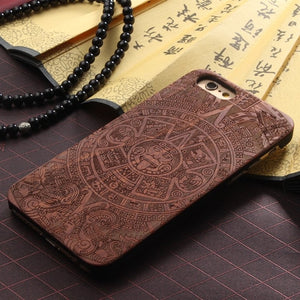 The Aztec Calendar iPhone Case