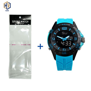 Electronic Automatic Men Watch Sport H215Z-D