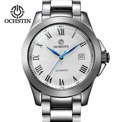 2019 Drop Shipping OCHSTIN Top Brand Men Mechanical Watch Automatic Fashion Luxury Stainless Steel Male Clock Relogio Masculino