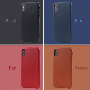 Three Sides Wrap iPhone X Case