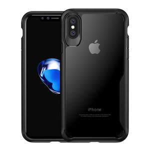 Ultra Strong Back Window iPhone X Case