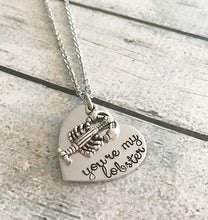 Load image into Gallery viewer, You're my lobster - FRIENDS necklace - lobster