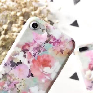 Peony TUP Case For iPhone