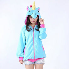 Load image into Gallery viewer, Unicorn Hoodie Sweatshirt