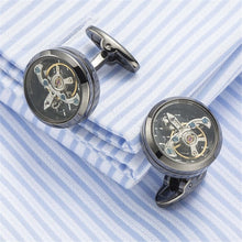Load image into Gallery viewer, Watch Cufflinks