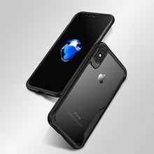 Load image into Gallery viewer, Ultra Strong Back Window iPhone X Case
