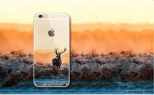 Load image into Gallery viewer, Reindeer iPhone Case
