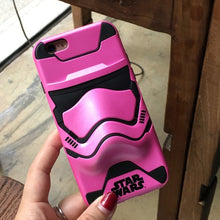 Load image into Gallery viewer, Star Wars 3D Stormtrooper iPhone Case