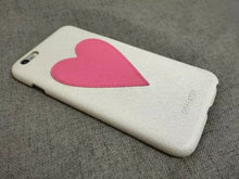 Load image into Gallery viewer, Red Heart iPhone Case
