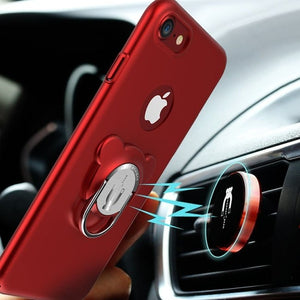 Ring Holder iPhone Case