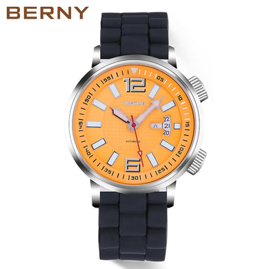 Automatic Mechanical Diver's Watches Men Watch Sport Super Luminous Watches Diver Swim Heavy Men Watches Christmas present watch
