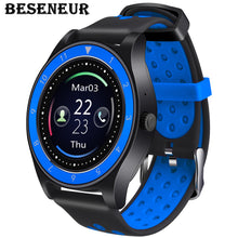 Load image into Gallery viewer, Beseneur Bluetooth Smart Watch R10 Support SIM Card Camera