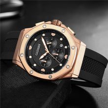 Load image into Gallery viewer, CADISEN Watch Men Fashion Sport Chronograph Clock Mens Watches