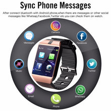 Load image into Gallery viewer, Bluetooth DZ09 Watch Android Phone Call SIM