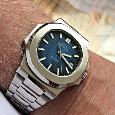 Famous Men Automatic Watch stainless steel luminous mechanical watch men Nautilus AAA Top Brand Luxury Men Wrist patek watch new