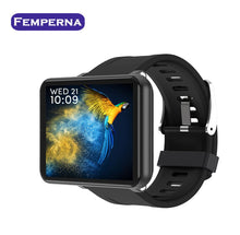 Load image into Gallery viewer, Femperna LEMT Smart Watch Men 4G IP67 3GB+32GB Heart Rate Test Step Smart Watch Women for Independent Card Call