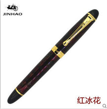 Load image into Gallery viewer, Jinhao X450 Classics Thick Body 1.0mm Bend Nib Calligraphy Pen High Quality Metal Fountain Pen Luxury Ink Gift Pens for Writing