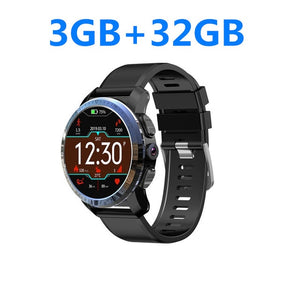 "KOSPET Optimus Pro 3GB 32GB smartwatch men 800mAh Battery Dual Systems 4G Smart Watch Phone waterproof 8.0MP 1.39"" Android7.1.1"
