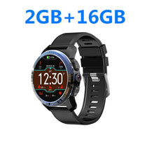"Load image into Gallery viewer, KOSPET Optimus Pro 3GB 32GB smartwatch men 800mAh Battery Dual Systems 4G Smart Watch Phone waterproof 8.0MP 1.39"" Android7.1.1"