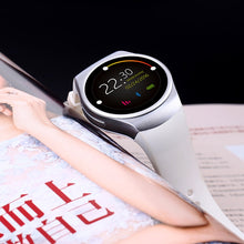 Load image into Gallery viewer, LEMFO KW18 Bluetooth smart watch full screen Support SIM TF Card