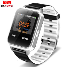 Load image into Gallery viewer, LIGE Brand Men Smart Bracelet Waterproof Sport Pedometer Clock LED Large Screen Digital Watch Touch Screen Support TF SIM Card
