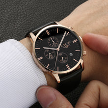 Load image into Gallery viewer, LIGE Mens Watches Top Brand Luxury Male Military Sport Luminous Watch men Business quartz-watch Male Clock Man Relogio Masculino
