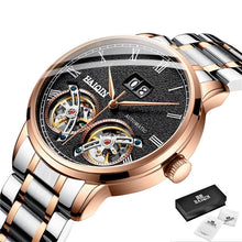 Load image into Gallery viewer, Men's Watches HAIQIN New Casual Fashion Automatic Machinery Wrist Watch Men Top Brand Luxury Tourbillon Clock Relogio Masculino
