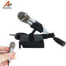 Load image into Gallery viewer, New arrival Portable Mini smart microphone Mic for for mobile phone PC Laptop