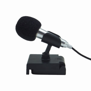 New arrival Portable Mini smart microphone Mic for for mobile phone PC Laptop