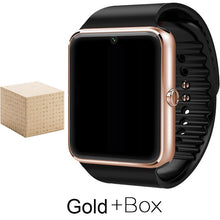 Load image into Gallery viewer, Original Smart Watch GT08 Clock Sim Card Push Message Bluetooth
