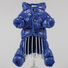 Load image into Gallery viewer, Pet Clothes Winter Warm Pet Down Coat Soft Cotton