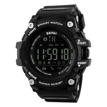 Load image into Gallery viewer, SKMEI Outdoor Sport Smart Watch Men Bluetooth Multifunction Fitness Watches 5Bar Waterproof Digital Watch reloj hombre 1227/1384