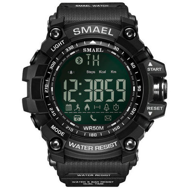 SMAEL Brand Men Sport Watch LED Digital Waterproof  Male Casual Clocks Relogio Masculino Men's Watch Military Wrist Watches