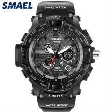 Load image into Gallery viewer, SMAEL Brand Watch Men LED Digital Watches Mens Sport Military