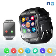 Load image into Gallery viewer, Smart Watch Men Waterproof IP67 Sim Card Android Cam Phone Sport Heart Rate Monitor Watch Smart IOS Compatible Better than dz09