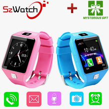 Load image into Gallery viewer, SzWatch DZ09 Smart Watch Men Support SIM TF Cards For Android