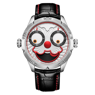 Top brand luxury  automatic watch men mechanical diesel clock swiss men's watches expensive joker diver watch leather reloj male