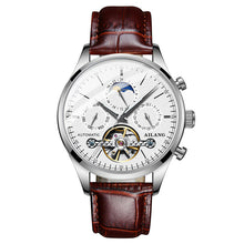 Load image into Gallery viewer, Tourbillon Watch 2019 New Sport Mechanical Watch Luxury Watch Mens Watches Top Brand Montre Homme Clock Men Automatic Watch