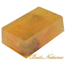 Load image into Gallery viewer, Organic Bar with African Black Soap.  Natural SLS