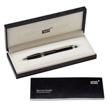 Load image into Gallery viewer, Montblanc StarWalker Midnight Black Resin Ballpoint Pen