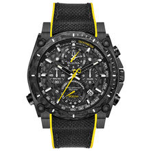 Load image into Gallery viewer, Bulova Precisionist Chronograph Black Dial Men's Watch