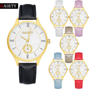 GAIETY Ladies Wrist Watches Women Fashion Watch