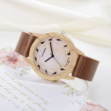 Load image into Gallery viewer, Luxury Fashion Leather Band Analog Quartz Round Wrist Watch Watches