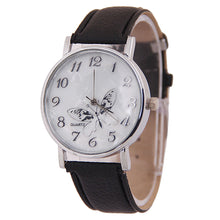 Load image into Gallery viewer, Embossed Bandtterfly Ladies Watches