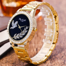 Load image into Gallery viewer, Unisex Watches Quartz Trendy Wrist Watch Stainless Steel Watches