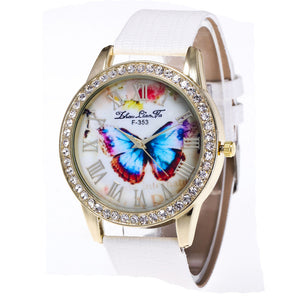 Watch Candylor Male And Female Strap Wrist Watch